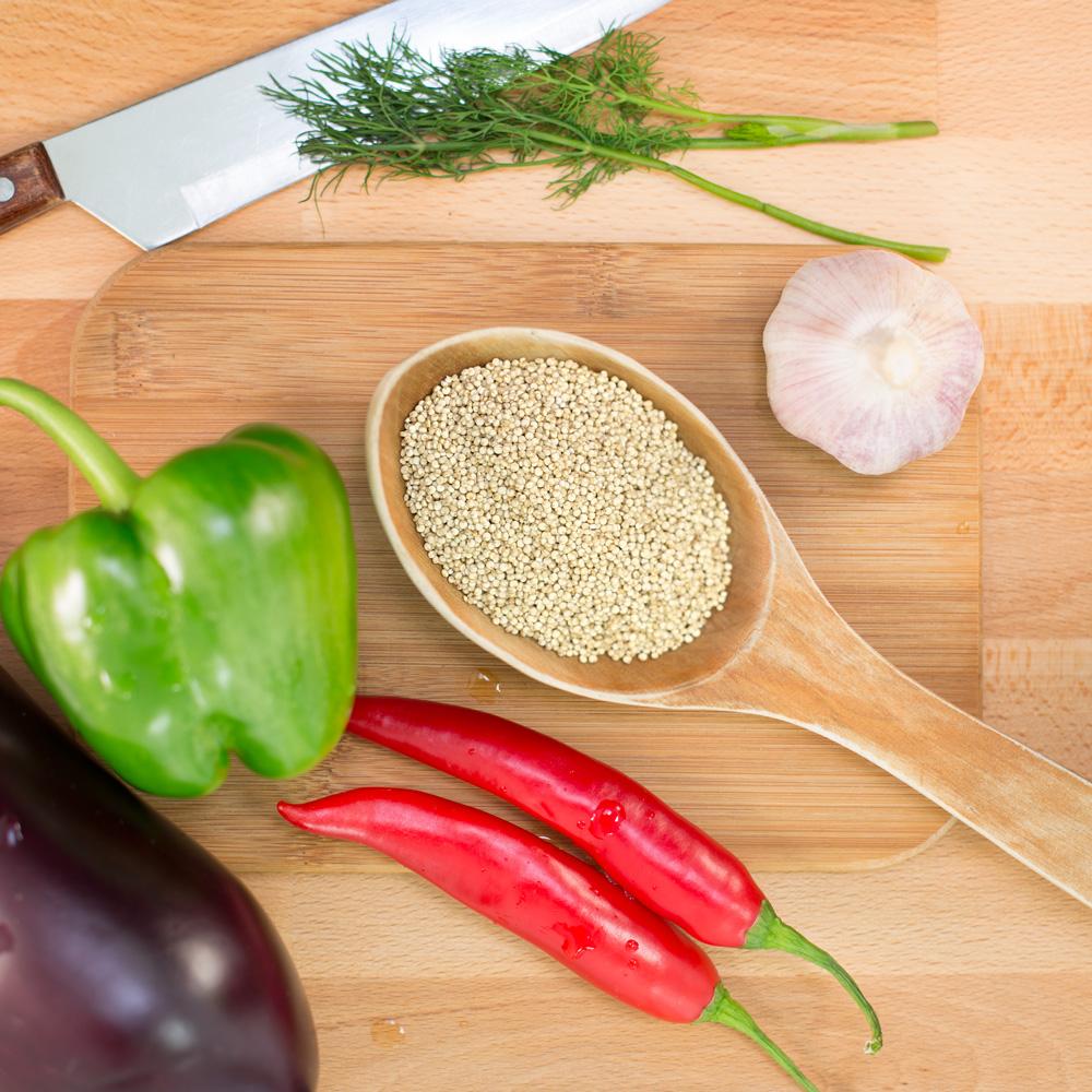 quinoa vit white